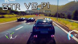 Nonton Fast   Furious   Nissan Gtr Vs Mclaren P1 Film Subtitle Indonesia Streaming Movie Download