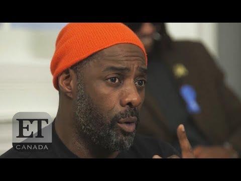 Idris Elba On Becoming James Bond