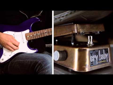 JC95 Cantrell Signature Cry Baby on Dunlop TV