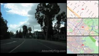 Delamesa (Northwood, Irvine, California) to West Irvine Trail (Lower Peters Canyon)