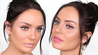 Tips & Tricks for Perfect Brows: 3 Eyebrow Routines! \\ Chloe Morello X Benefit by Chloe Morello
