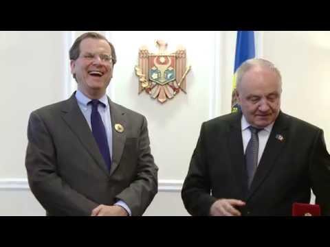 President says European integration vital for Moldova