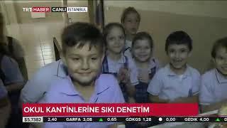 Gaziosmanpaşa'da Okul Kantinlerine Zabıta Denetimi - Trt Haber