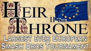 The UK's next big national ; Heir II The Throne's trailer