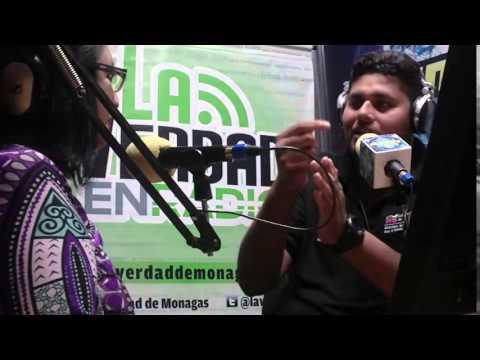 Entrevista a Jhon Zarate en La Verdad en Radio