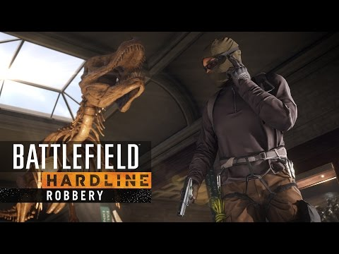 Battlefield Hardline – The Big Score – Robbery's Squad Heist – HD Gameplay Trailer