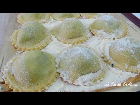 ravioli di ricotta e spinaci - ricetta