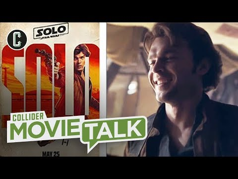 Solo: A Star Wars Story Posters Plagiarized - Is Disney Responsible? - Movie Talk