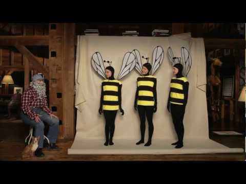 Burt's Bees: Burt Talks To The Bees (Isabella Rossellini, 2012)
