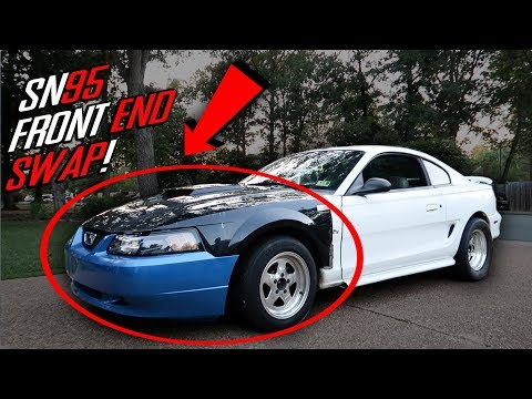 Sn95 Gets NEWEDGE FRONTEND Conversion!? (This Is INSANE!)