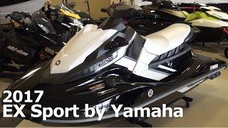 3. 2017 Yamaha EX Sport