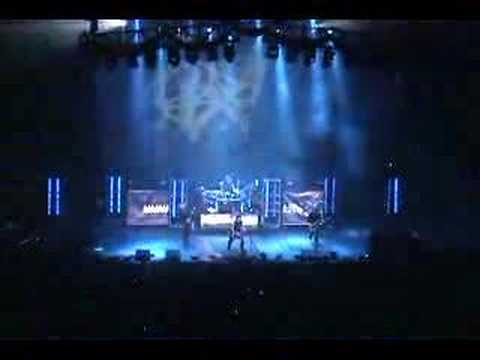 Three Days Grace-Gone Forever Live At The Bryce Center
