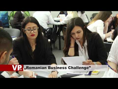 """Romanian Business Challenge"""