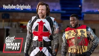 Video Jousting with Jason Sudeikis and Kevin Hart MP3, 3GP, MP4, WEBM, AVI, FLV Juni 2019