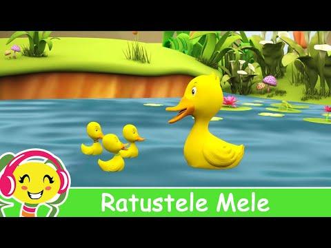 apa - Urmareste impreuna cu copilul tau cea mai frumoasa animatie 3D a cantecului Ratustele Mele RATUSTELE MELE - Cantec animat pentru copii Daca vreti si fiti not...
