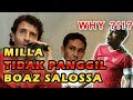 HERAN ! Ini Alasan Luis Milla Tidak panggil Boaz Salossa Sebagai Pemain Timnas Senior Indonesia