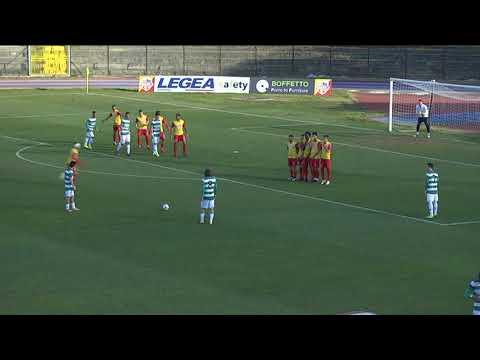Campionato di serie D 2018/19 Francavilla - Avezzano 3-1