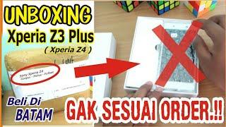 Video UNBOXING Sony Xperia Z3+/Z4 Beli Di BATAM Dateng GAK SESUAI ORDERAN | Xperia Z3+ / Xperia Z4 Docomo MP3, 3GP, MP4, WEBM, AVI, FLV Februari 2018