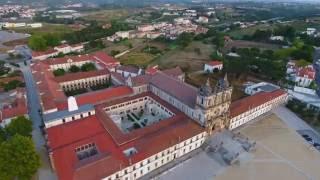 Alcobaca Portugal  city pictures gallery : Phantom 4 Drone over Alcobaça, Portugal