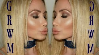 I'M BACK BISHES!!! CHIT-CHAT: GRWM by Channon Rose