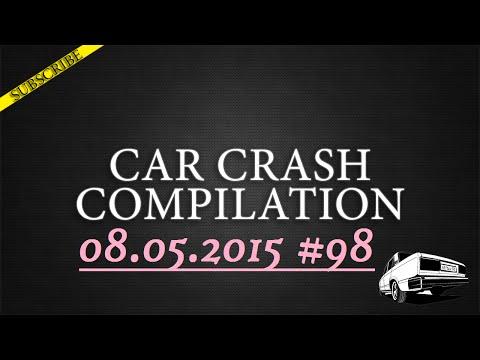 Car crash compilation #98 | Подборка аварий 08.05.2015