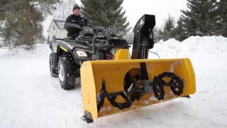 9. BRP Winter Pro Snow Blower