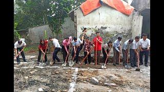 Khởi công xây nhà nhân đạo tại phường Bắc Sơn