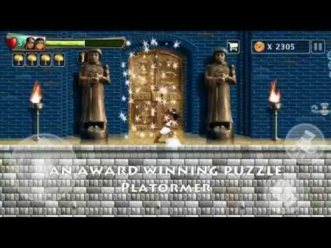 Video of Babylonian Twins Platform Game