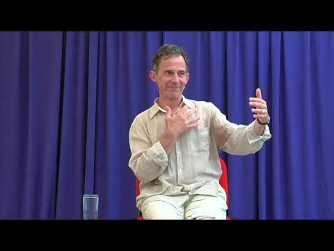 Rupert Spira Video: From 'I Am Nothing' to 'I Am Everything'