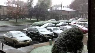 Woodbridge (NJ) United States  city images : First Snow, Woodbridge, NJ, USA.