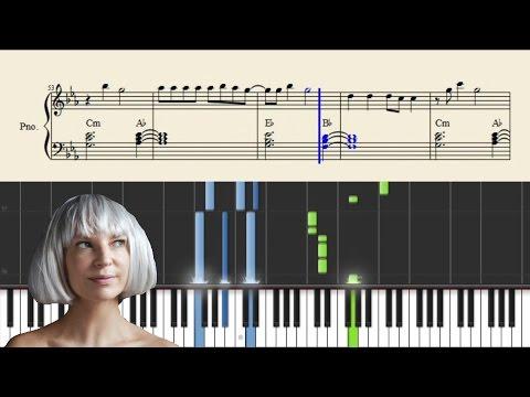 видео игры на фортепиано - The Greatest.