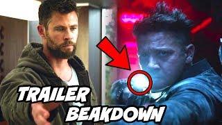 Avengers Endgame Official Trailer 2 Breakdown 2 more Details in Hindi Avengers Infinity War