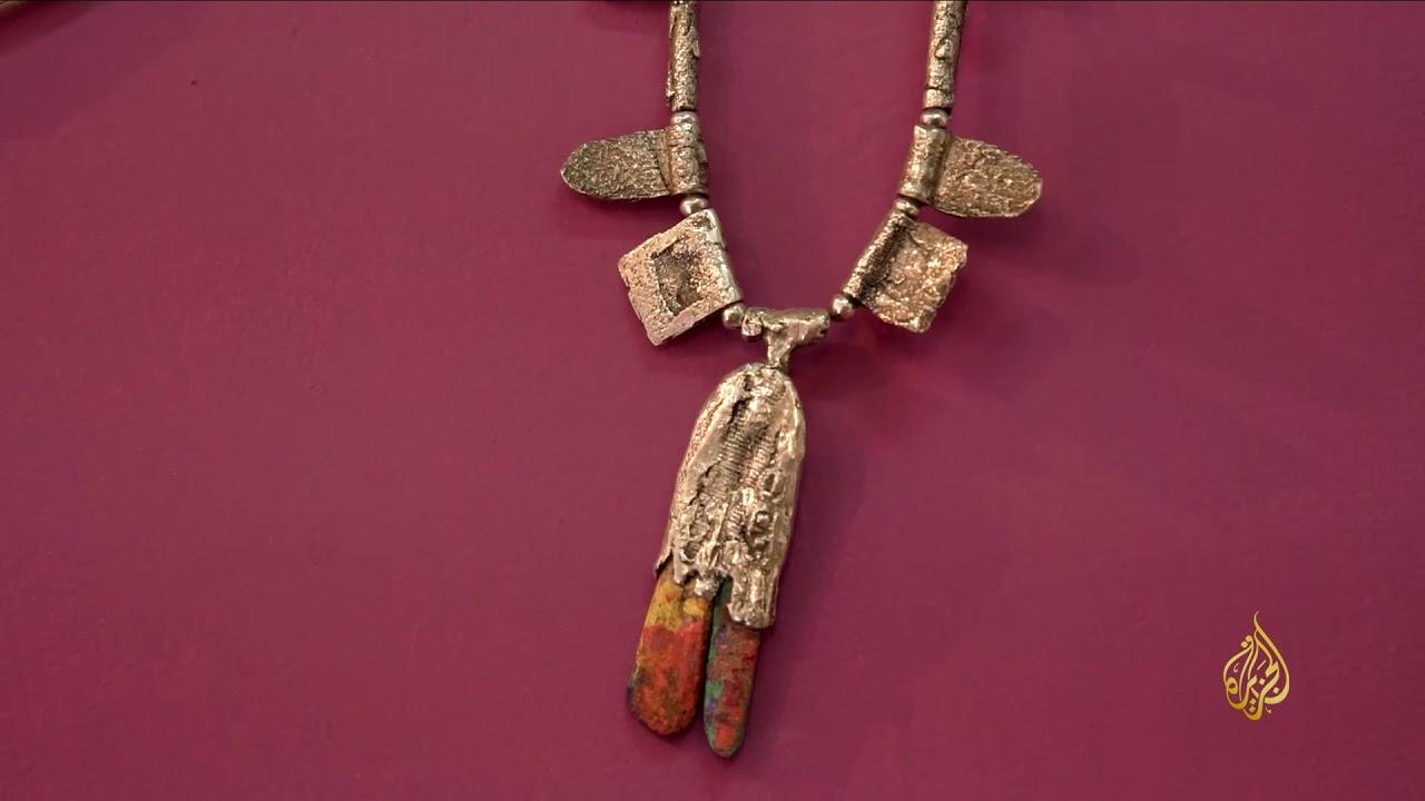شاهد كيفية تحويل الأحجار لحلي ومجوهرات   قنوات أخرى