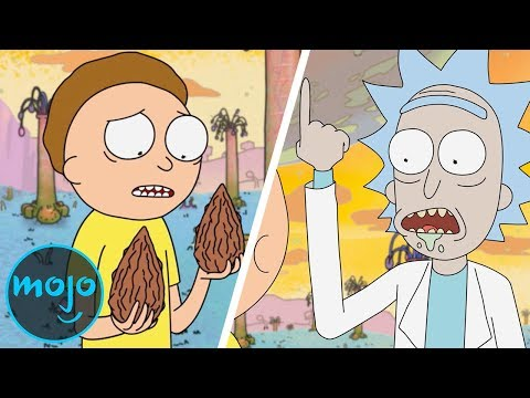 Top 10 Worst Things That Happened To Morty