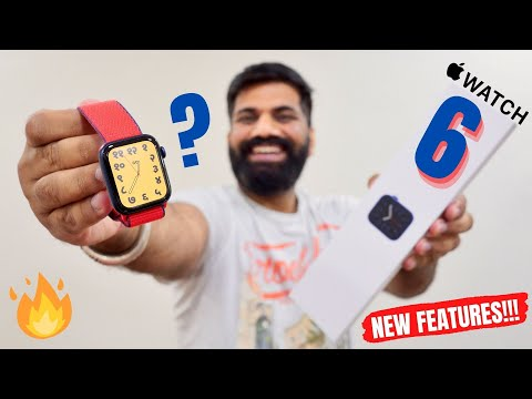 Apple Watch Series 6 Unboxing & First Look - It Gets Better⌚️🔥🔥🔥