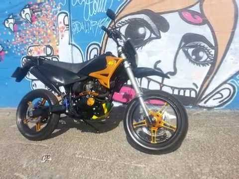 sundown stx 200 motard