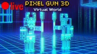 World 4 Complete LIVE | Pixel Gun 3D New Update 16.0.0