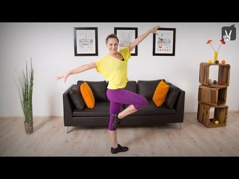Джазовый танец. Урок обучения онлайн.