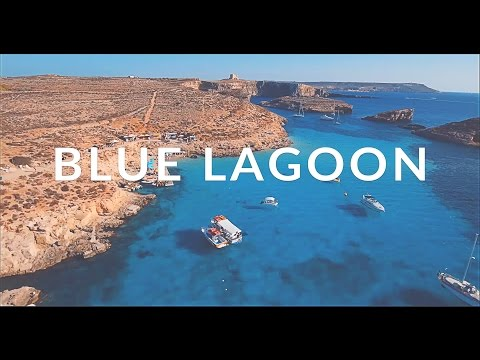 Intercâmbio em Malta   Blue Lagoon com GV Malta English Centre