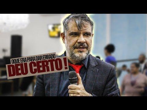 Apostolo Rodrigo Salgado - Oque era para dar errad