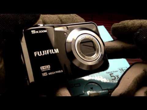 Fujifilm Finepix AX560