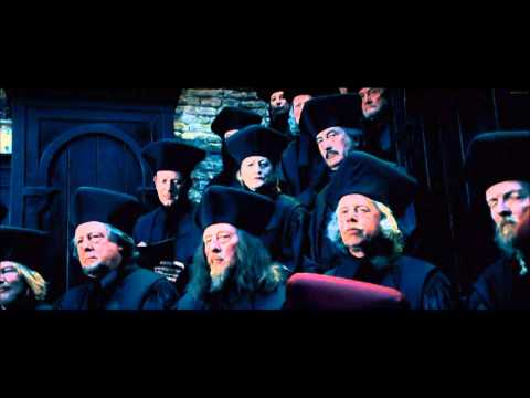 Harry Potter and the Order of the Phoenix - Harry's hearing (HD)