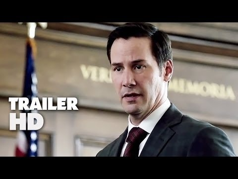 The Whole Truth - Official Film Trailer 2016 - Keanu Reeves Movie HD