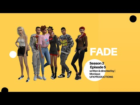 FADE| SEASON 2: EPISODE 5 - UP TO NO GOOD | LIFE OF A TEENAGER | VOICE-OVER |THE SIMS 4