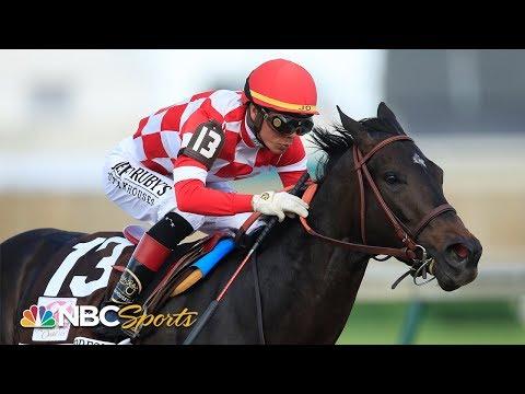 Kentucky Oaks 2019 I FULL RACE   NBC Sports - Thời lượng: 3:55.