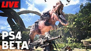One Last Hunt In Monster Hunter: World Beta by GameSpot