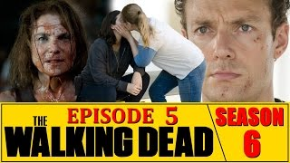 The Walking Dead Season 6 Episode 5 Review NOW (Spoilers) Ep.605