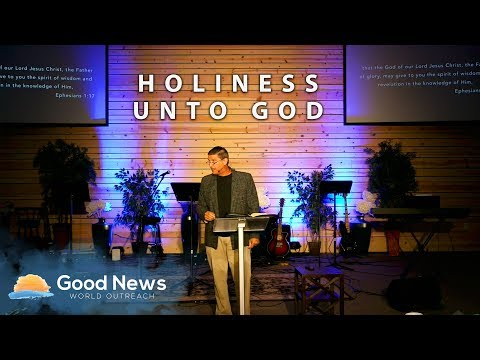 Holiness unto God