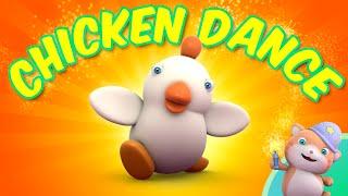 Chicken Dance Song - Looi TV, fun for kids