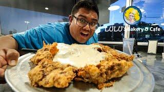 Video Massive Chicken Fried Steak Challenge MP3, 3GP, MP4, WEBM, AVI, FLV Juli 2018